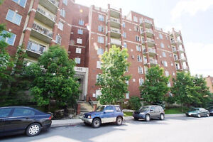 4 1/2: Luxury (gym/appl included) 2beds/2bath near metro Lasalle