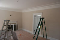 Professional Painting, Fast Quality Work, Free Estimate