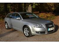 2008 AUDI A6 2.0 TDI ESTATE SE 5dr ONLY 33000 MILES