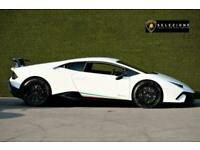 2019 Lamborghini Huracan LP 640-4 Performante 2dr LDF Automatic Petrol Coupe