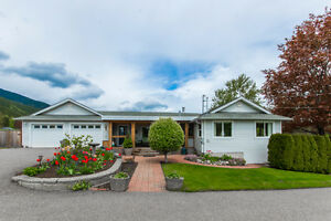 861 60 Street, SW Salmon Arm - Useable Land and Privacy