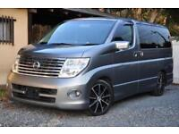 2005 (54) Nissan Elgrand Highway Star 2.5