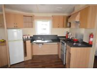 Great value caravan in South Devon. Park open for 351 days. Free 2018 site fees