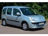 2011 RENAULT KANGOO 1.5 dCi 75 Expression 5dr [AC]WHEELCHAIR ADAPTED