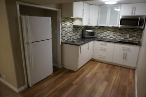 Newly Renovated 2 Bedr. lower level suite in Breaside, SW