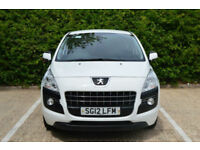 Peugeot 3008 Crossover 1.6e-HDi ( 112bhp ) EGC Active