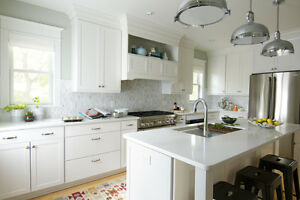 Special.Full Custom Kitchen Cabinets Surplus Set (One only) Kitchener / Waterloo Kitchener Area image 1