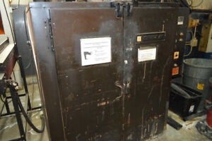 Grieve Electrical batch oven