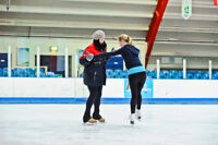 WANTED SKATING LESSONS FOR ADULT