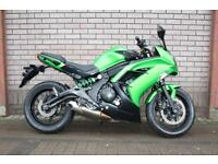 KAWASAKI ER6F 650 EXCELLENT ALL ROUNDER