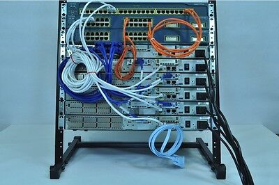 Complete CCNP Cisco Certified Network Professional Home Lab Kit