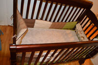 Convertible Crib, Berceau convertible