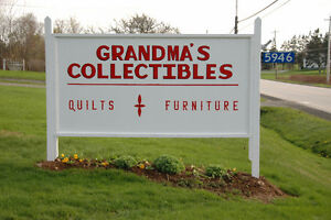 Grandma's Collectibles - May Long Weekend Sale