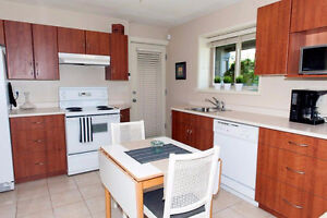 Bright Clean Furnished Garden Suite in North Vancouver #664 North Shore Greater Vancouver Area image 6