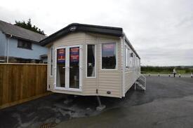 Static Caravan Barnstaple Devon 2 Bedrooms 6 Berth ABI Fairlight 2016 Tarka