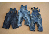 Bundle of baby clothes AE (3-6 months)