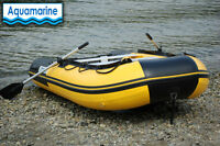 12.5 ' INFLATABLE BOAT PRO SERIES 1.2 mm PVC HEAVY DUTY