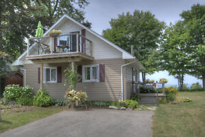 Lakefront Home of Cottage for sale Lake Huron Bayfield, Ontario