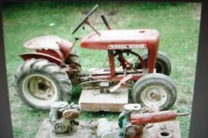Wanted Free Scrap Riding Mower