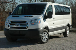 2015 Ford Transit 12 Passenger Replaces Econoline E350 30 STOCK