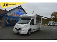 2012 AUTO-SLEEPER NUEVO 2.2 DIESEL 130 BHP 6 SPEED MANUAL 2 BERTH MOTORHOME MOTO