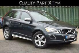 image for 2013 Volvo XC60 2.4 D5 R-Design Geartronic AWD 5dr SUV Diesel Automatic