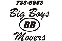 BIG BOYS MOVERS... Truly your professional Movers..7386653
