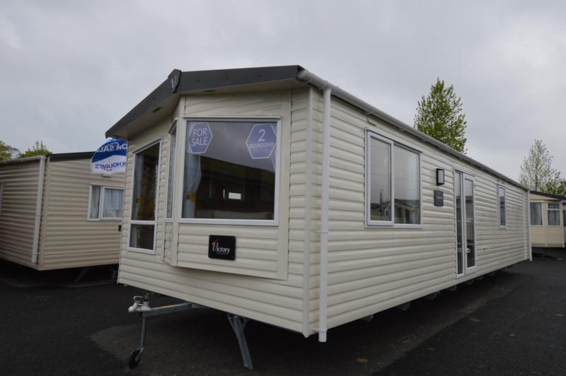 Static Caravan Birchington Kent 2 Bedrooms 6 Berth Victory Sandhurst 2017