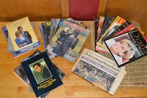 Princess Diana Books, Magazine and Newspaper
