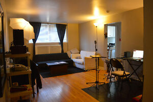 Good deal! $500 3 1/2 sublet june 30 to end of july all included