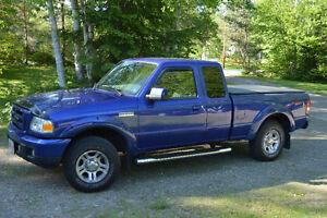 2006 Ford Ranger Sport Cabine Allongée