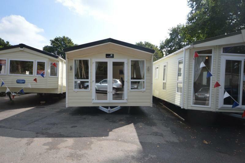 Static Caravan Hastings Sussex 2 Bedrooms 6 Berth BK Sherborne 2010 Coghurst