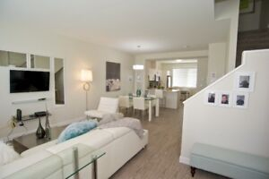 Brand New Three Bedroom Townhome for Rent