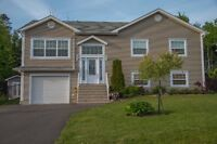 Oromocto West with Private fenced in yard-HEAT PUMP-MUST SELL