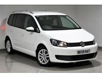 2013 Volkswagen Touran 2.0TDI ( 140ps ) DSG SE FINANCE FROM £62p/w -PX SWAP-