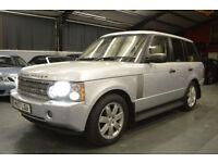 2007 Land Rover Range Rover 4.4 V8 Vogue+FULL HISTORY+SAT NAV+FACELIFT+4.2 PX+