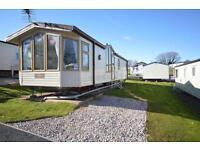 Static Caravan Dawlish Devon 2 Bedrooms 6 Berth Willerby Aspen 2011 Golden Sands