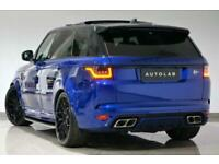 2020 Land Rover Range Rover Sport 5.0 P575 V8 SVR Auto 4WD (s/s) 5dr SUV Petrol