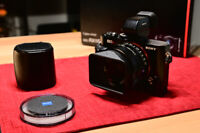 Sony RX1R Mint Condition + EVF + PL Filter
