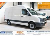 2015 65 VOLKSWAGEN CRAFTER 2.0 CR35 TDI MEDIUM MWB DIESEL PANEL VAN