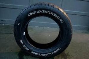 p275/65r18 GOODYEAR WRANGLER SR-A tire.