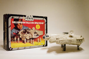 Classic STAR WARS Toys