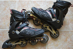 K2 N84 Inline Skates in Mint Condition