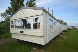 Static Caravan Dymchurch Kent 3 Bedrooms 8 Berth Delta Radiant 2013 New Beach