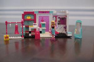 Barbie Build Fashion Boutique - Mega Bloks