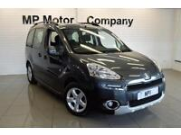 2013/63-PEUGEOT PARTNER 1.6HDI ( 92BHP ) TEPEE OUTDOOR 5DR ECO DIESEL MPV