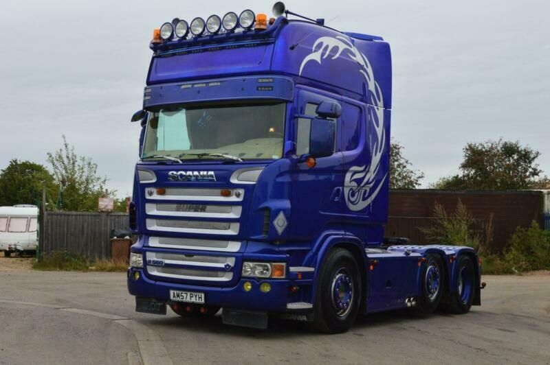 Scania R 560 V8 LHD SHOW TRUCK | in March, Cambridgeshire | Gumtree