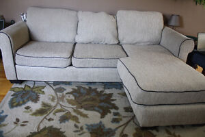 Sectional Sofa, OK Condition