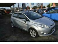 2012 Ford Fiesta 1.4 Zetec 5dr Auto HATCHBACK Petrol Automatic