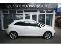 2010 SEAT IBIZA SPORT CR TDI GREAT VALUE HATCHBACK DIESEL